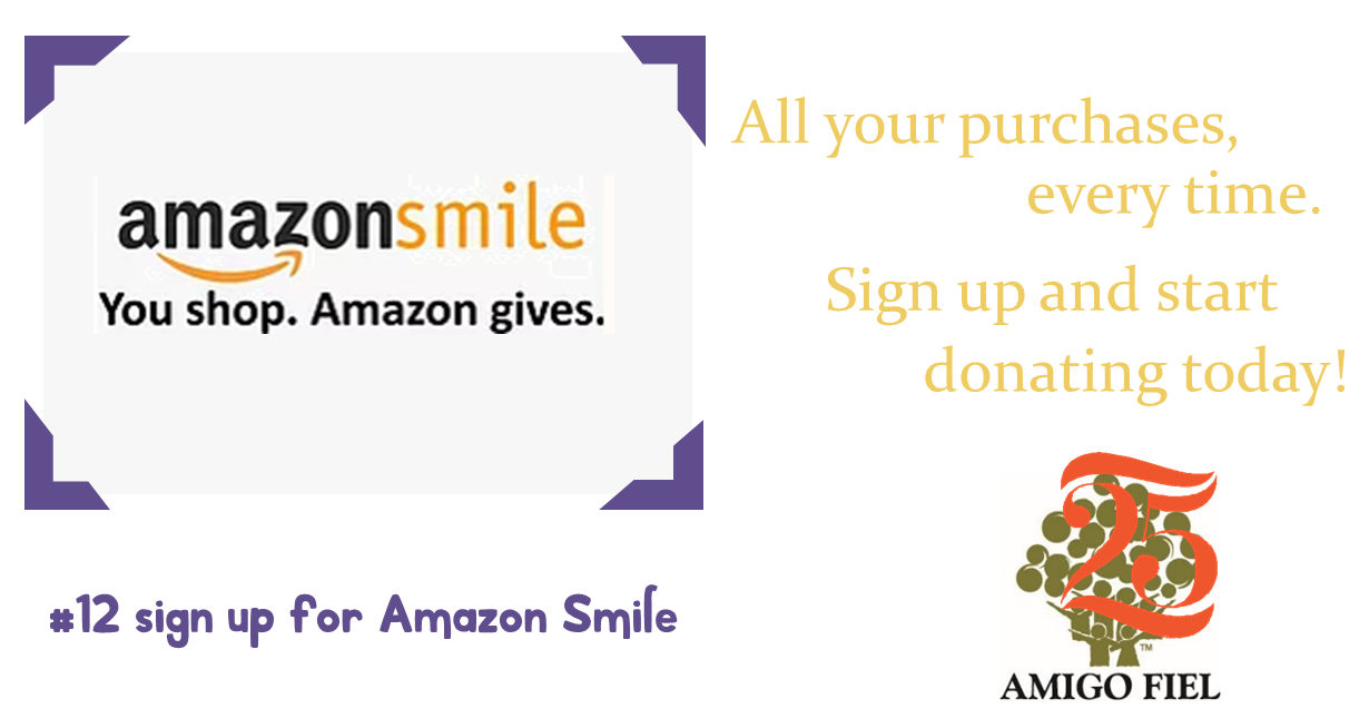 11 of 25 ways: Amazon Smile